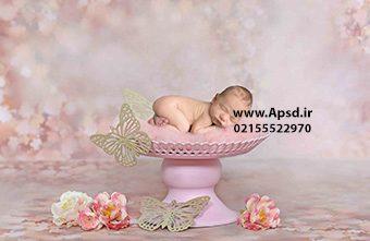دانلود بکگراند نوزاد