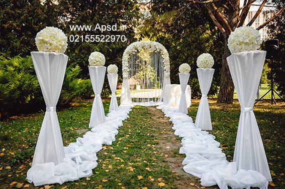 دانلود بکگراند باغ عروس