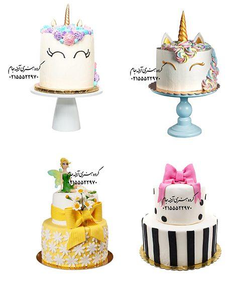 دانلود پی اس دی کیک تولد