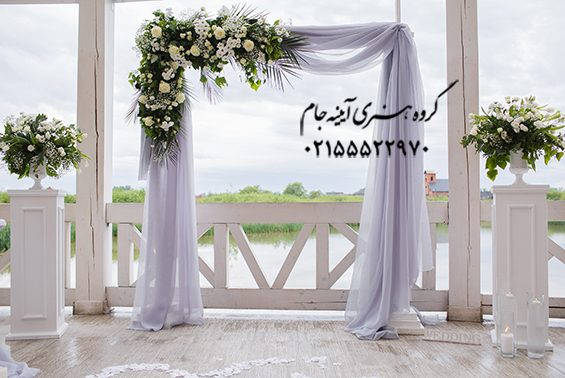 دانلود بکگراند عروس و داماد جدید