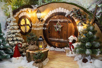 دانلود بکگراند کریسمس و زمستان