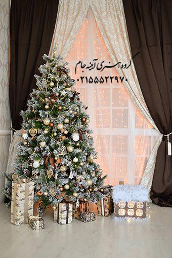 دانلود بکگراند کریسمس