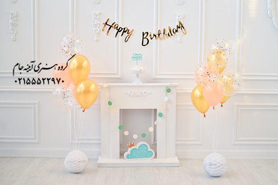 دانلود بکگراند جشن تولد
