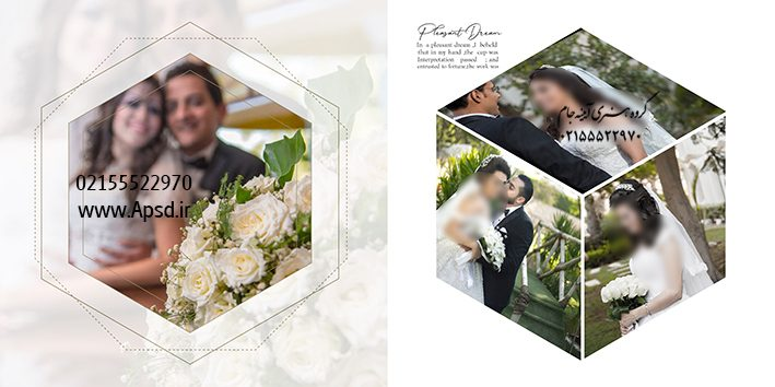 فون عروس جدید سه بعدی