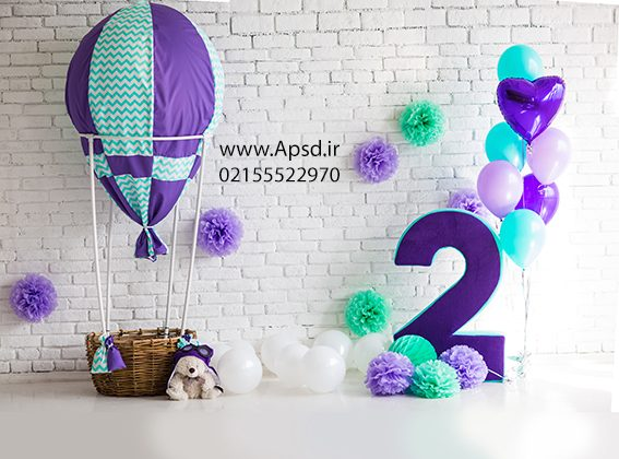دانلود فون جشن تولد دو سالگی