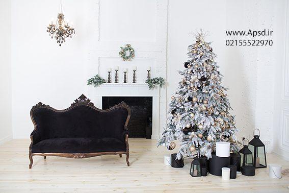 دانلود بکگراند جدید کریسمس