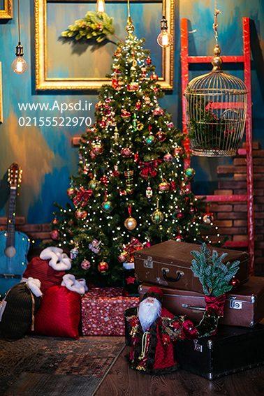 دانلود فون آتلیه کریسمس