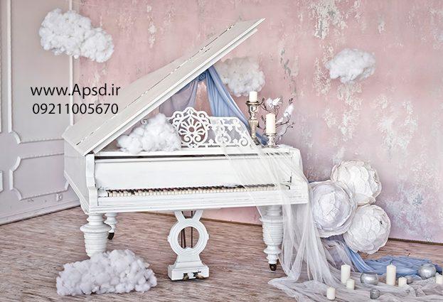 دانلود فون آتلیه جدید پیانو