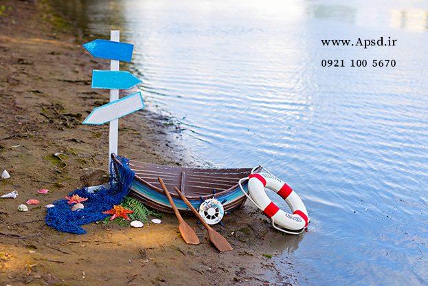 دانلود فون تابستان با تم قایق