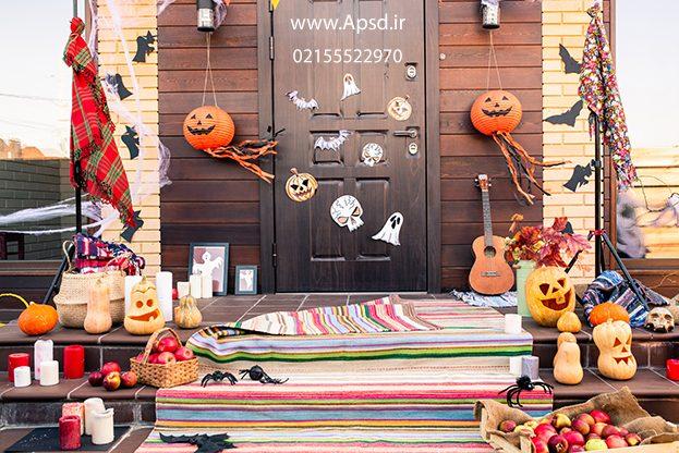 دانلود بکگراند هالووین با کیفیت بالا