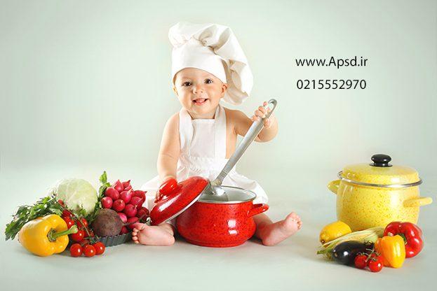 دانلود فون کودک آشپزی