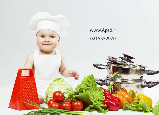دانلود فون کودک آَشپز