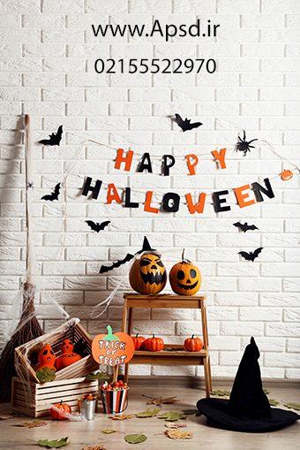 دانلود بکگراند هالووین با کیفیت عالی